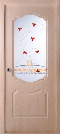 Межкомнатная дверь Перфекта ПО Клён серебристый