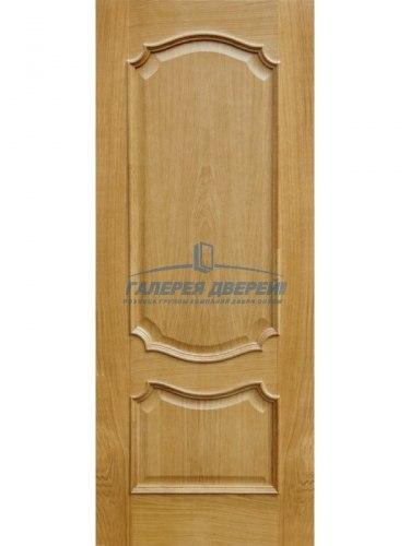 Межкомнатная дверь Престиж ПГ Дуб натуральный