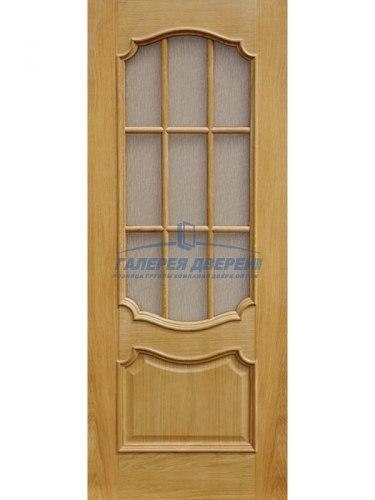 Дверь межкомнатная Престиж ПО Дуб натуральный