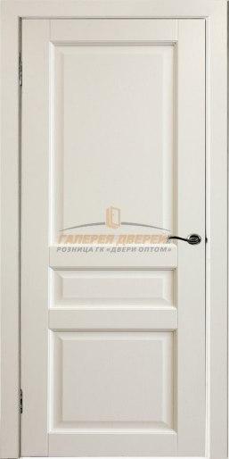 Межкомнатная дверь Профиль эмаль перламутр глухая