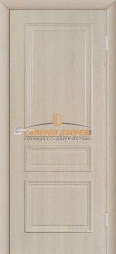 Межкомнатная дверь ПВХ Римини ПГ крем