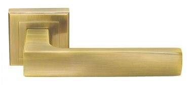 Ручка для межкомнатной двери Рикади золото