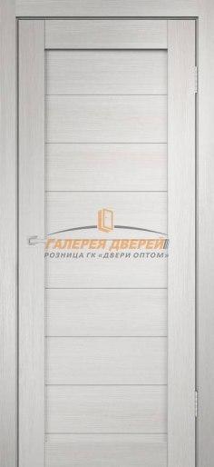 Межкомнатная дверь Самба ПГ беленый дуб