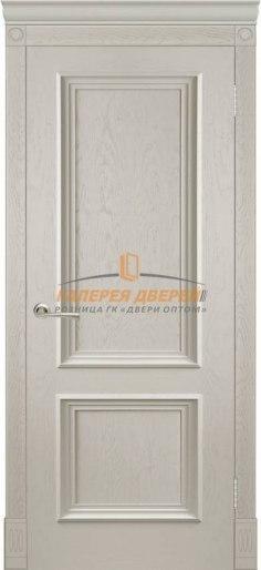 Межкомнатная дверь Шервуд эмаль ПГ слоновая кость