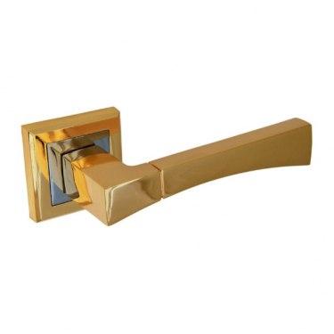 Дверная ручка Сиена золото