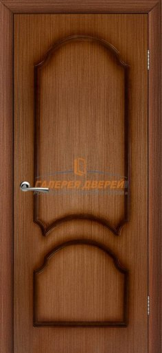 Межкомнатная дверь Соната ПГ Орех