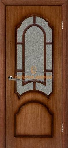 Межкомнатная дверь Соната ПО Орех