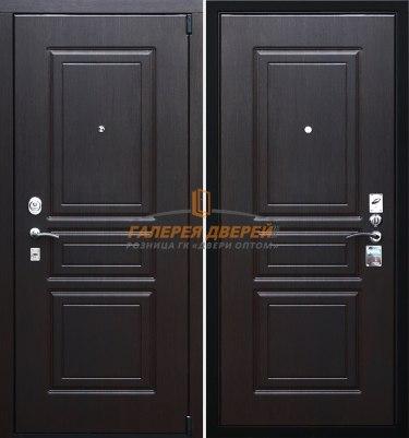 Входная дверь Стандарт S4 венге