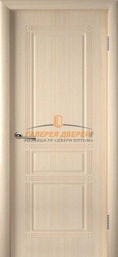 Межкомнатная дверь Стиль ПГ Беленый дуб