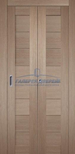 Межкомнатная складная дверь Темпо 10 бруно