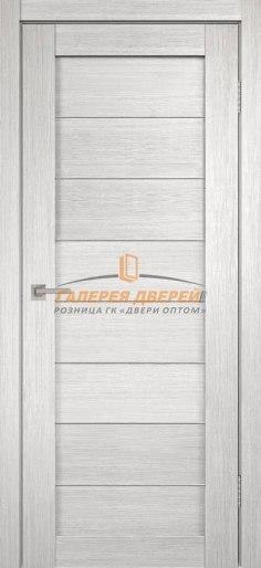 Межкомнатная дверь Темпо 10 велюр белый