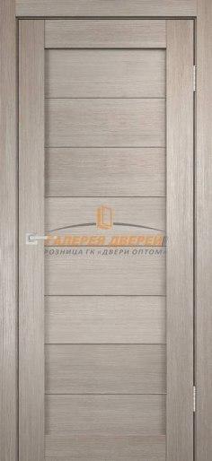 Межкомнатная дверь Темпо 10 велюр капучино