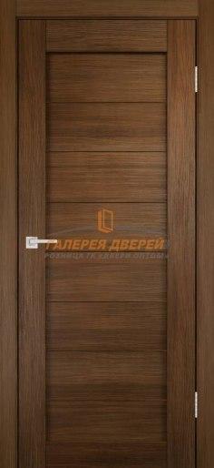 Межкомнатная дверь Темпо 10 велюр шоко