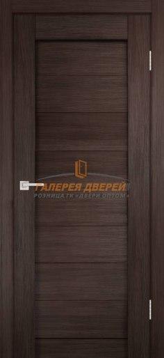 Межкомнатная дверь Темпо 10 велюр венге