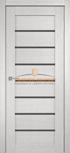 Межкомнатная дверь Темпо 11 велюр белый
