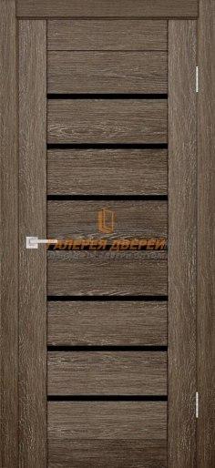 Межкомнатная дверь Темпо 11 велюр шале