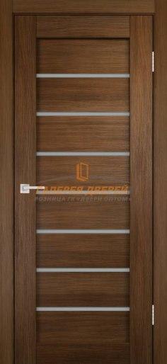 Межкомнатная дверь Темпо 11 велюр шоко