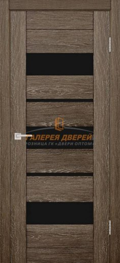 Межкомнатная дверь Темпо 12 велюр шале