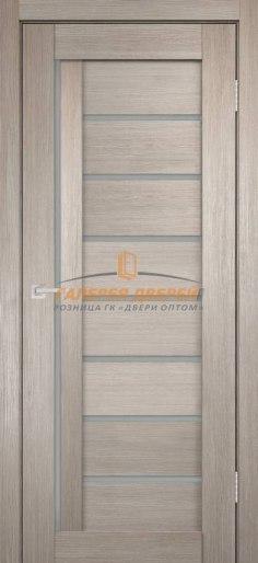 Межкомнатная дверь Темпо 13 велюр капучино