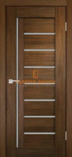 Межкомнатная дверь Темпо 13 велюр шоко