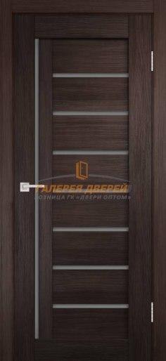 Межкомнатная дверь Темпо 13 велюр венге
