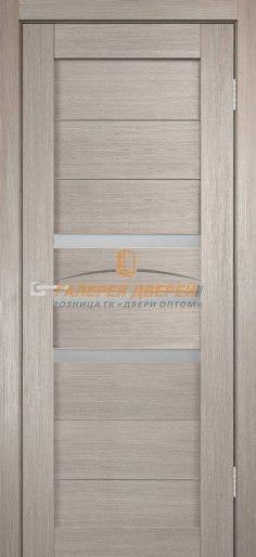 Межкомнатная дверь Темпо 15 велюр капучино