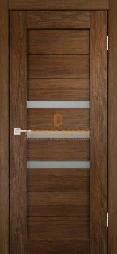 Межкомнатная дверь Темпо 15 велюр шоко