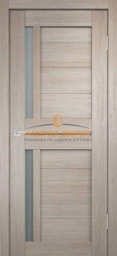 Дверь экошпон Твист ПО капучино