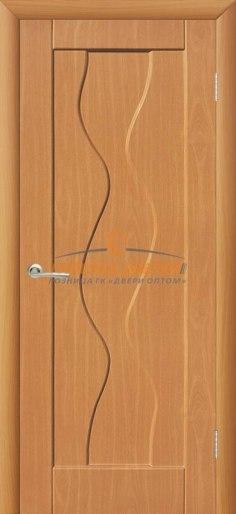 Межкомнатная дверь Вираж ПГ Миланский орех