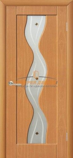 Межкомнатная дверь Вираж ПО Миланский орех