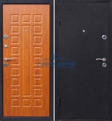 Входная дверь Дуб золотистый