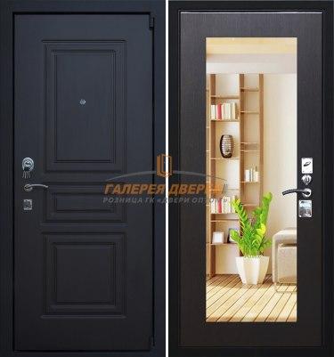 Входная дверь Зенит 5 венге