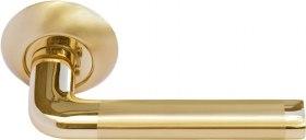 Ручка Колонна мат. золото/золото (MH-03 SG/GP)