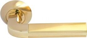 Ручка Мозаика мат. золото/золото (MH-11 SG/GP)