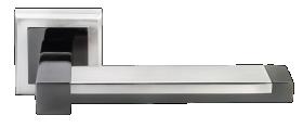 Ручка Sanibel бел. никель/черн. никель (MH-39 SN/BN-S)