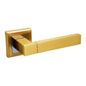 Дверная ручка Перуджа золото