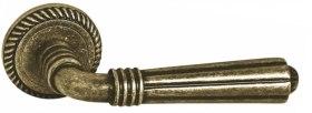 Дверная ручка Фабриция старая бронза