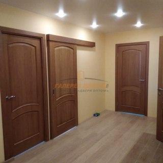 Фото межкомнатных шпонированных дверей 2