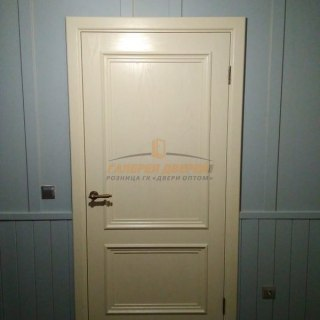 Фото межкомнатных шпонированных дверей 3