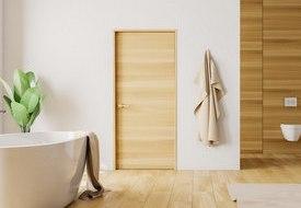 Двери в стиле лофт – особенности, правила выбора