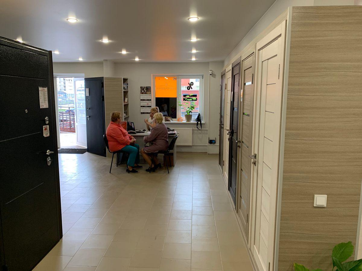 Магазин Галерея Дверей в п. Шушары фото 9