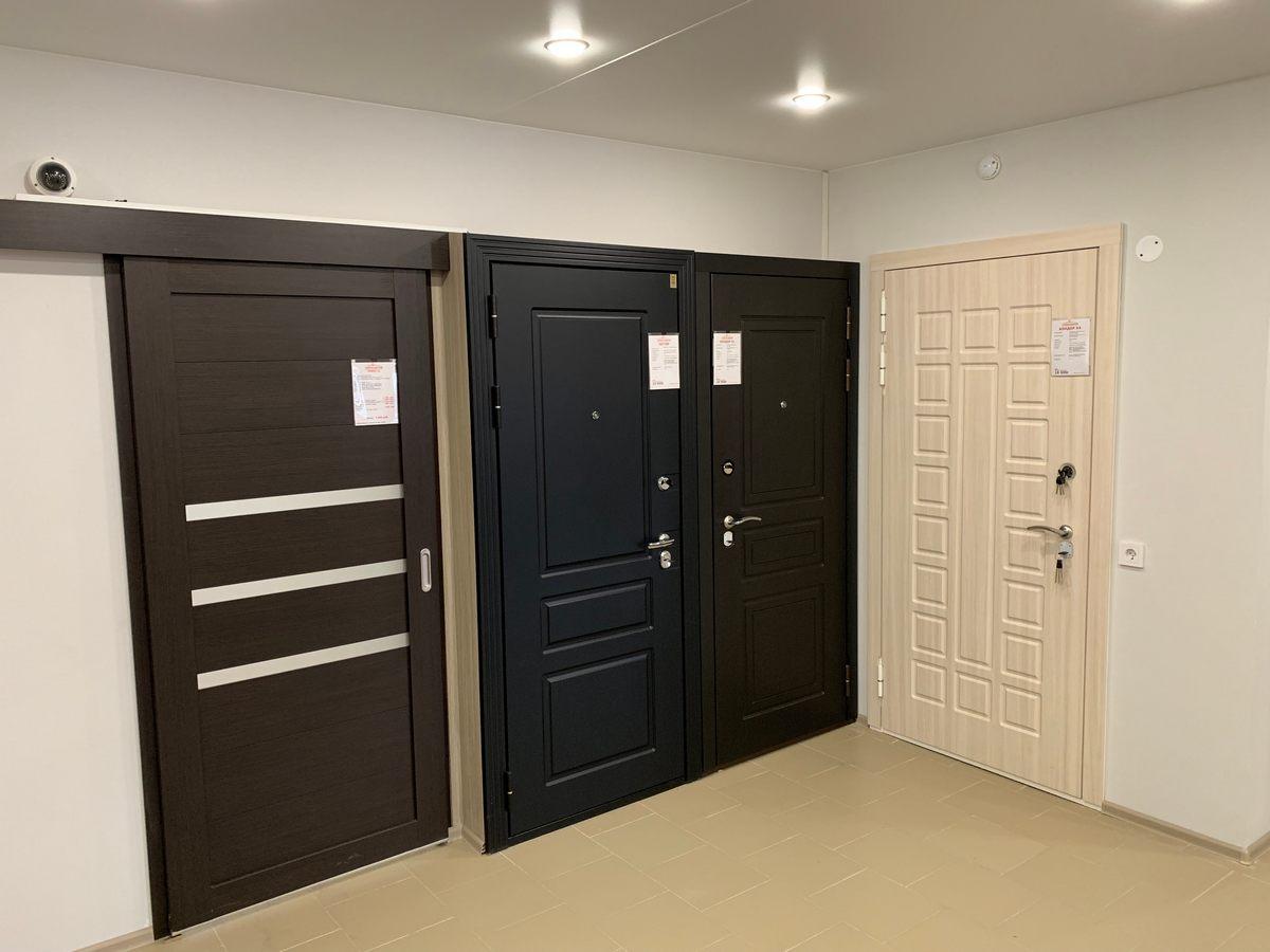 Магазин Галерея Дверей в п. Шушары фото 8