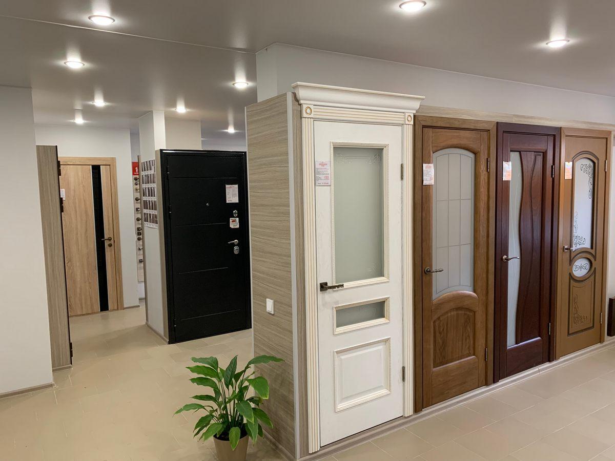 Магазин Галерея Дверей в п. Шушары фото 3